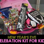 New Year's Eve Celebration Kit for Kids