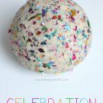 Celebration Play Dough