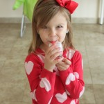 Our 5th Annual Mamas and Munchkins Valentine's Tea