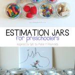 Ishful Math: Estimation Jars for Preschoolers
