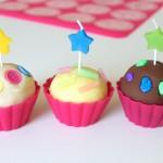 Cupcake Play Dough Kit
