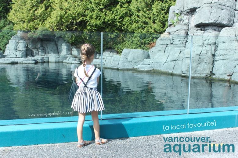 Vancouver Aquarium | Mama Papa Bubba