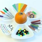 Mini Pumpkin People {An Invitation to Create}