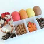 Fall Play Dough Kit