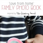 The Kissing Hand: A Family Photo Book