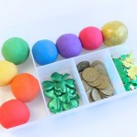 St. Patrick's Day Play Dough Kit