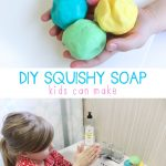 AWESOME DIY Squishy Soap