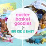 Easter Basket Goodies for Grae & Sam