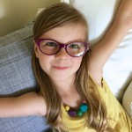 Gracen Gets Glasses!