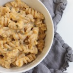 Veggie Lentil Mac and Cheese