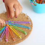 Easiest Ever DIY Geoboards