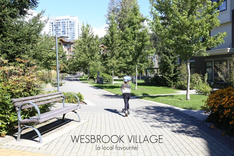 Wesbrook Village | Mama Papa Bubba