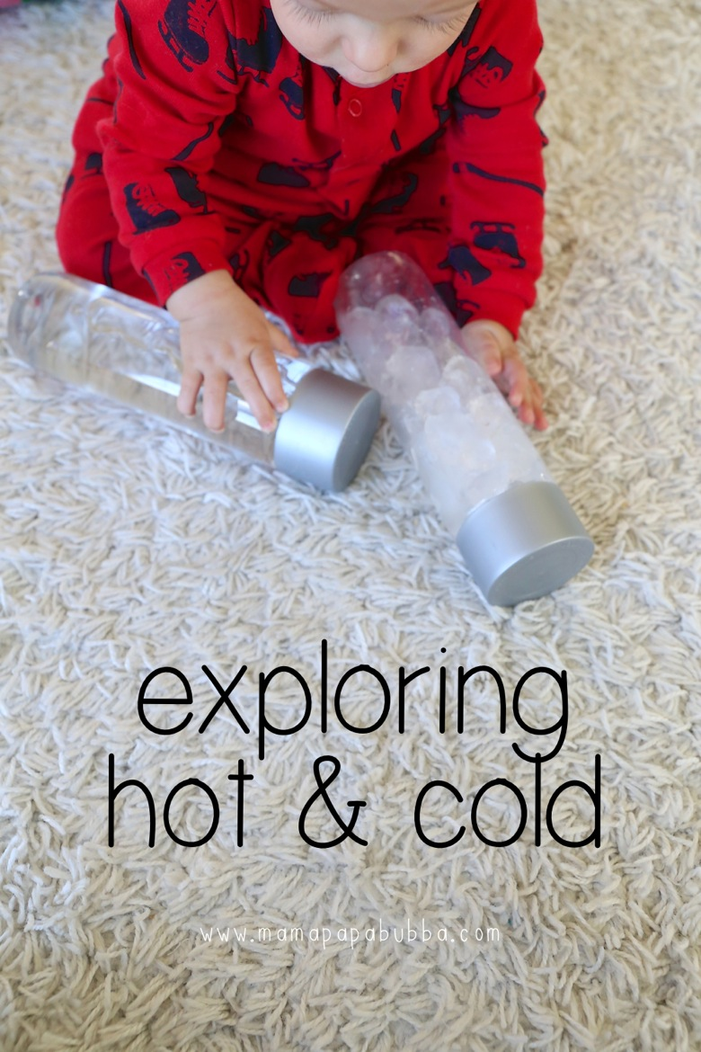 Exploring Hot Cold | Mama Papa Bubba