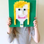 LEGO Self-Portraits