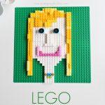 LEGO Self-Portraits