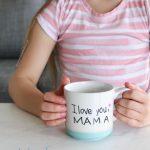 I Love You Teacup Gift