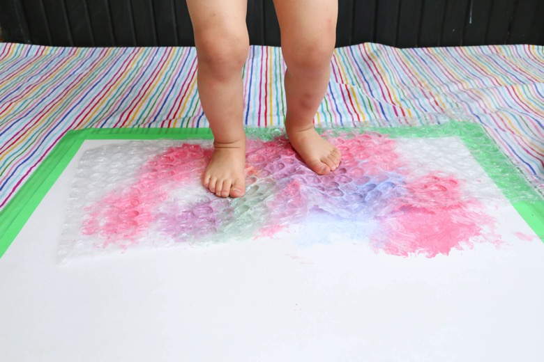Open-Ended Art Activities for Toddlers