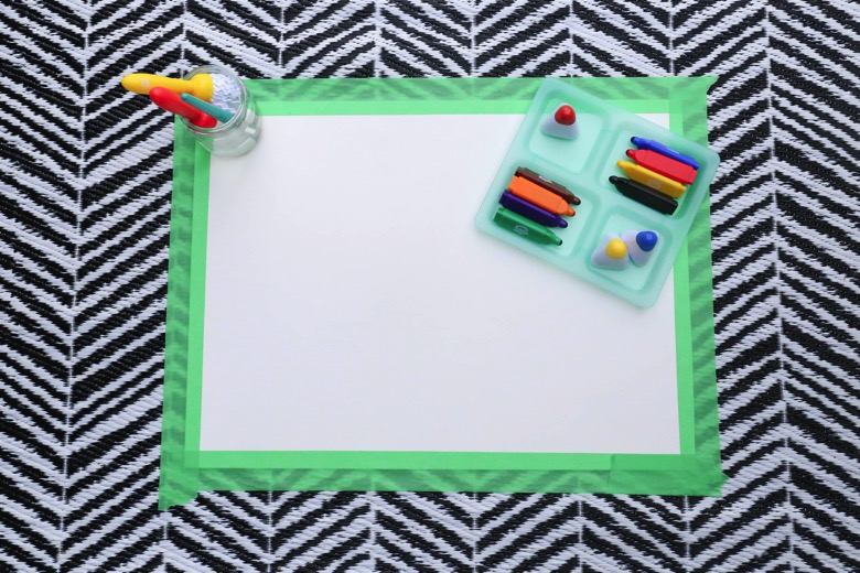 Open Ended Art Activities for Toddlers
