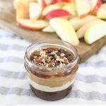 Layered Caramel Apple Dip