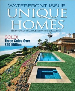 Marisol chosen for cover of unique homes magazine marisol malibu marisol chosen for cover of unique homes magazine sciox Image collections