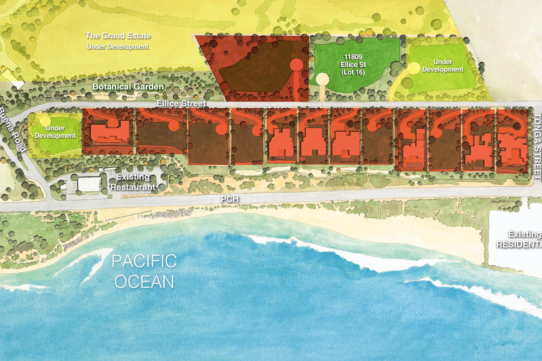 Marisol Malibu Properties Map
