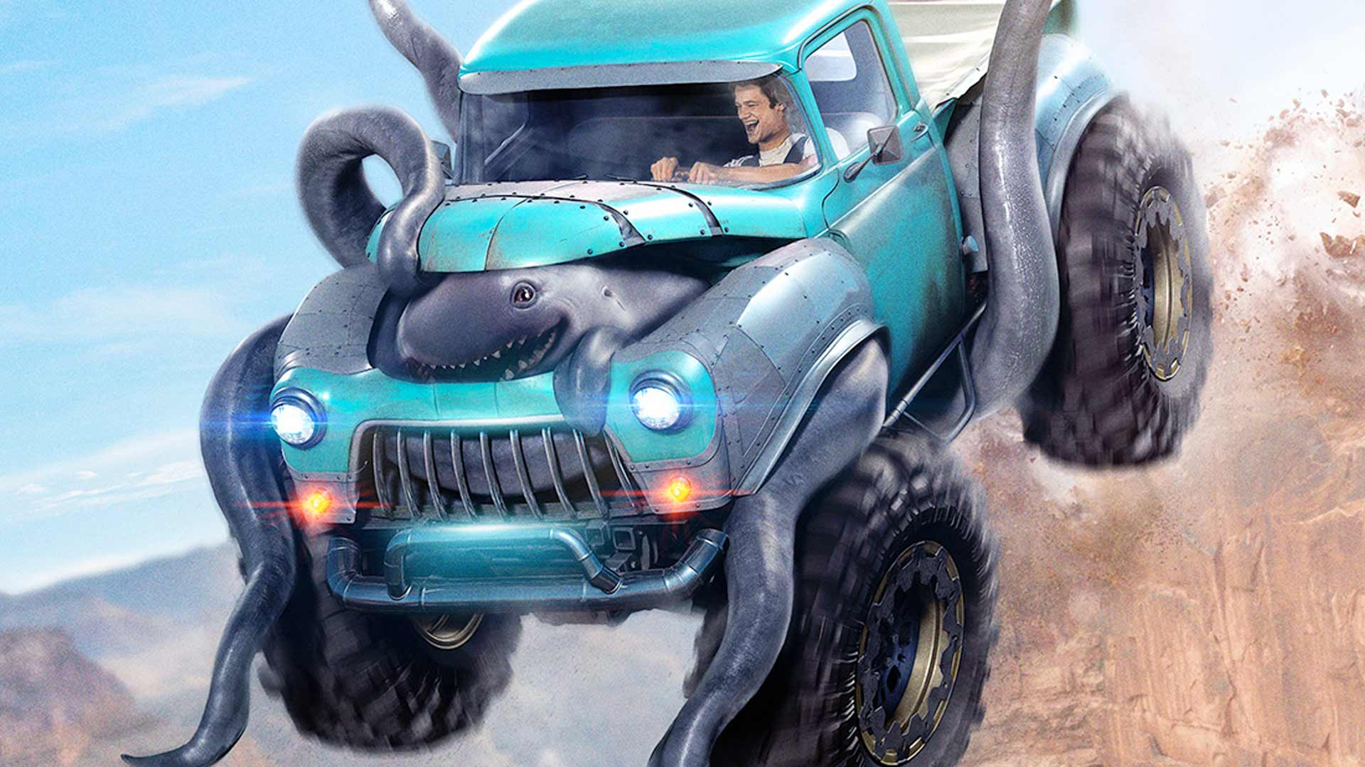 Monster Truck Games And Car Games