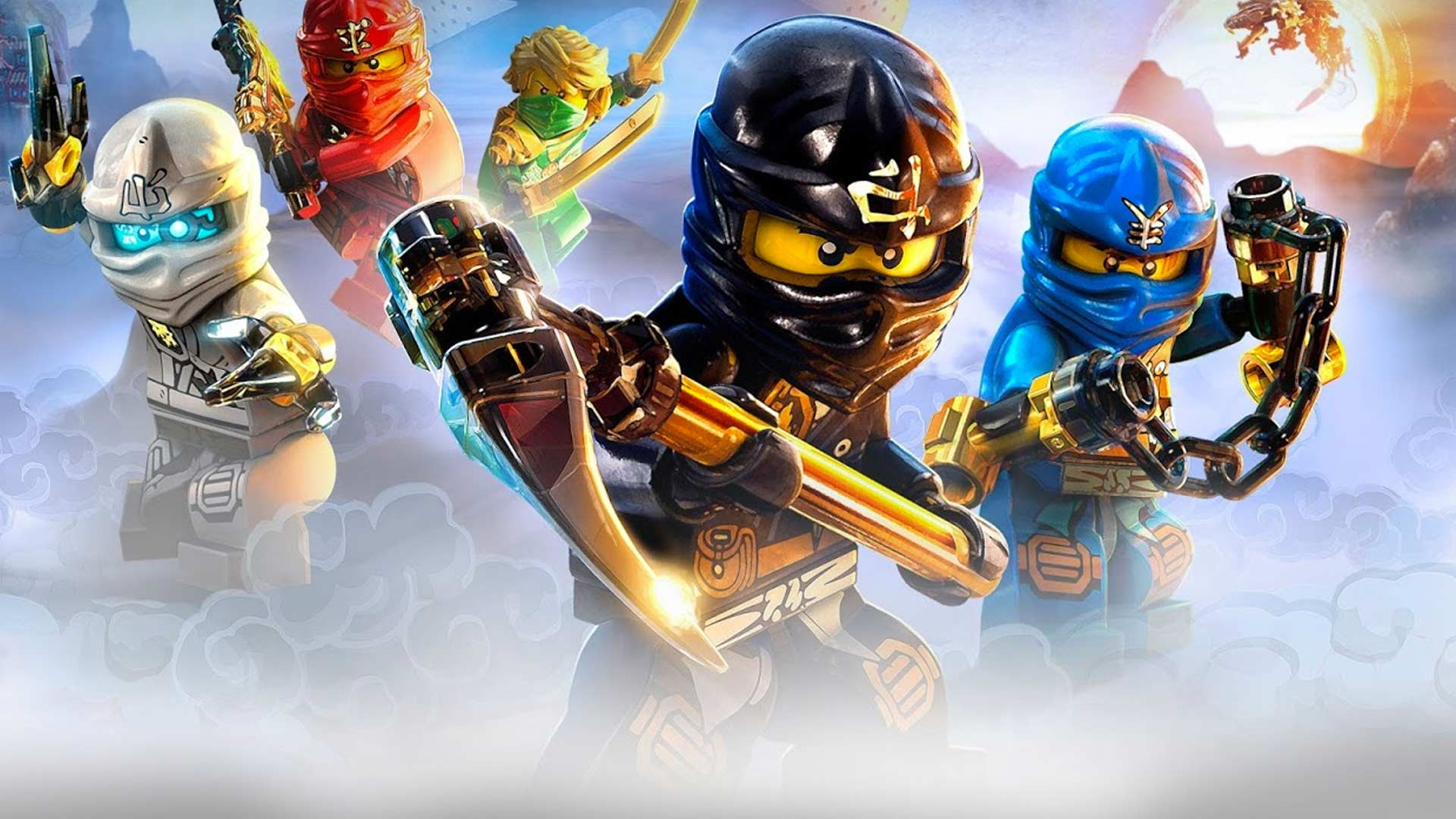 The lego ninjago movie 2017 after the credits - Lego ninjago ninja ...