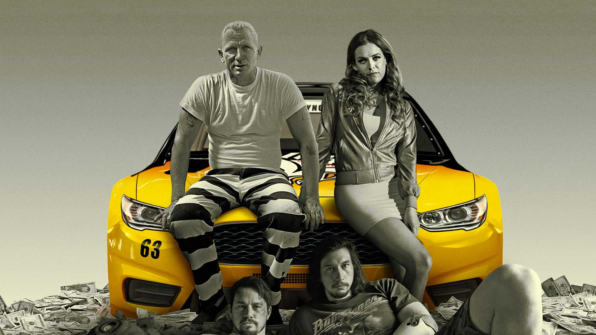 logan lucky 2017 after the credits mediastinger