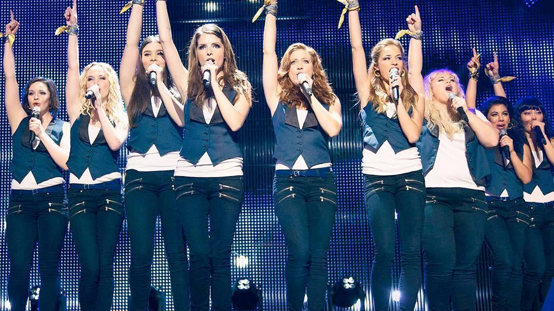 Pitch perfect 3 2017 after the credits mediastinger voltagebd Choice Image