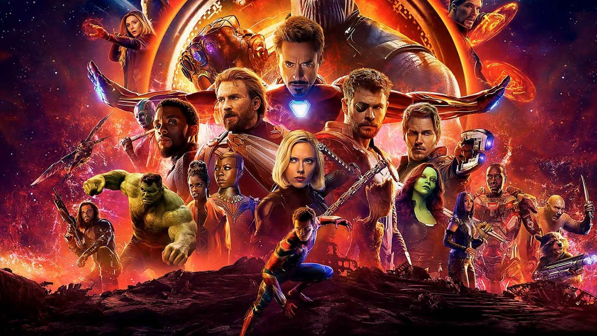 Image result for Avengers: Infinity War 2018