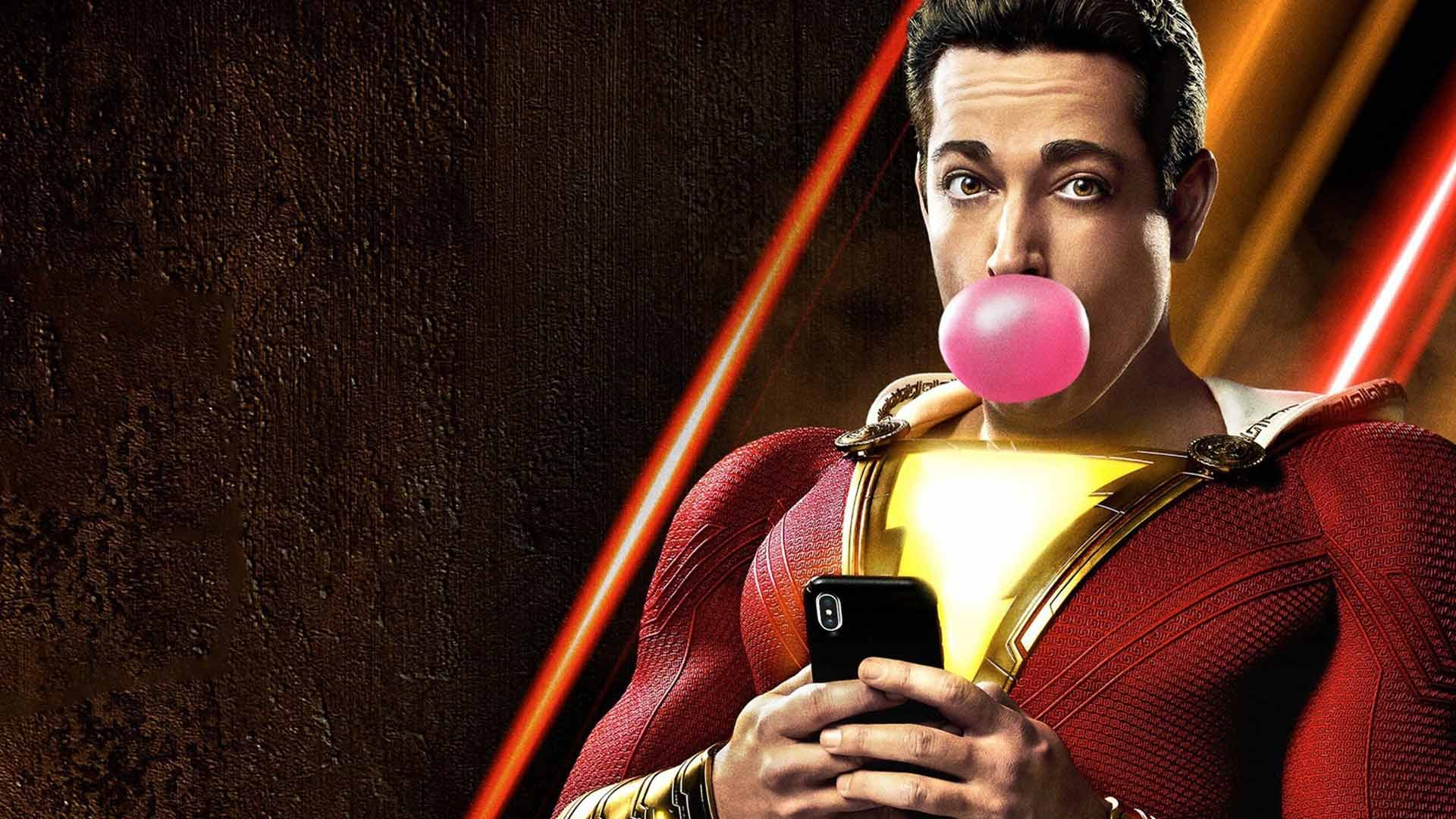 Image result for Shazam 2019 Movie images