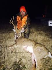 First buck 2014