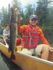 Minnesota canoe trip