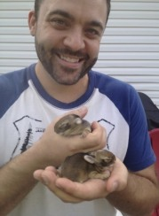 Rescued 2BabyWabbits