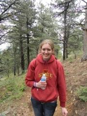 Hiking in Colorado!
