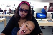 Me and my Newphew