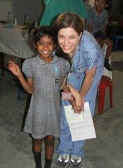 Health trip, India