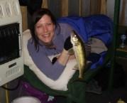 ice fishing 4am