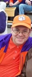 Me, a Clemson fan