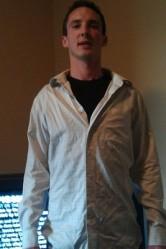 Wrinkled Shirt ;)