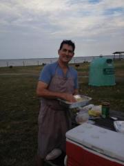 grillin fish 7/13/12