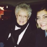 Grams & Gdaughter