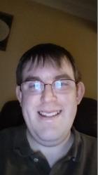 Recent w/glasses