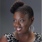 Natural Hair Photoshoot - love what my hair can do!