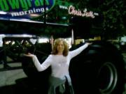 Deborah's truck