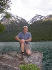 Bowman Lake-Glacier
