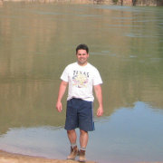 Colorado river in the Grand Canyon Arizona, which explains why I am wearing a Texas t shirt. lol