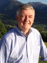 Kitzbuhel, Austria circa 2012