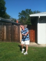 ready for golf