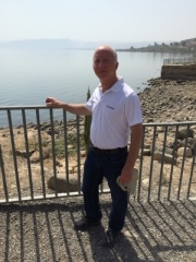 Sea of Galilee 2015